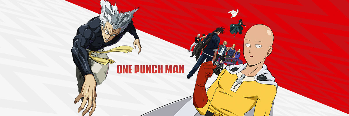 One Punch Man Watch Episodes For Free Animelab